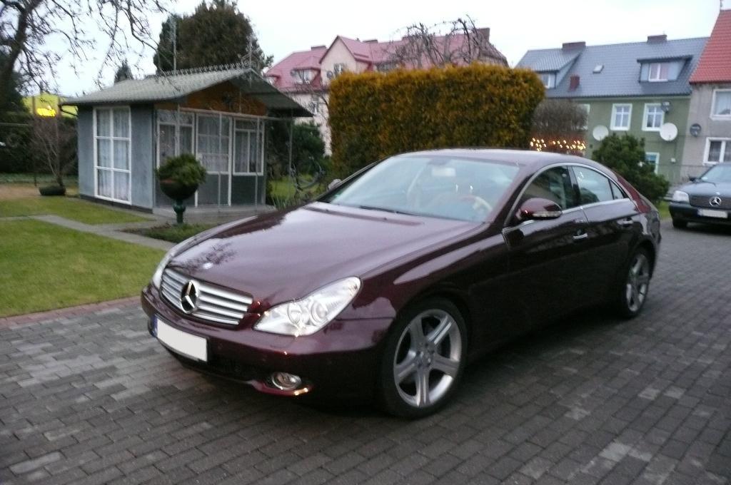 Mercedes Benz CSL